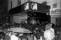 Studio 54 1978<br /> Photo By John Barrett/PHOTOlink