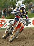 Motocross, MX2 WM 2004, Weltmeisterschaft, Grand Prix of Europe, Gaildorf (Germany) Maximilian Nagl (GER), KTM