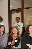 Washington DC, USA. Chico Vive conference, 5th April 2014. Christine Halvorson, Rainforest Foundation US.