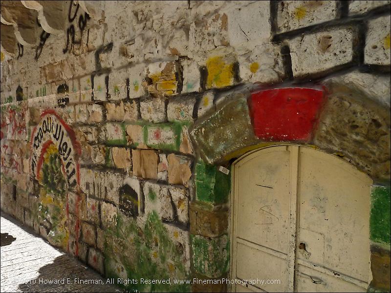 El Wad, Old Jerusalem