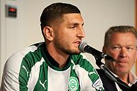 GRONINGEN - Voetbal, Presentatie Julian Chabot,  seizoen 2018-2019, 16-07-2018,