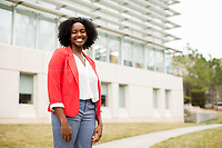 Portraits of students at the Duke University Fuqua School of business in Durham, NC Wednesday, February 21, 2018. (Justin Cook)