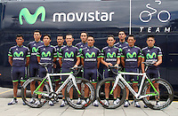 Lanzamiento Movistar Team 2013 / Movistar Team 2013 Launch  12-03-2013
