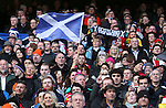 - RBS 6Nations 2015 - Scotland  vs Wales - BT Murrayfield Stadium - Edinburgh - Scotland - 15th February 2015 - Picture Simon Bellis/Sportimage