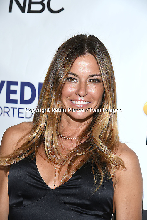 Kelly Bensimon attends the&quot;TV Guide Magazine&quot; Party for Cover Star Seth Meyers on June 14, 2016 at the W New York Hotel in New York City, New York, USA.<br /> <br /> photo by Robin Platzer/Twin Images<br />  <br /> phone number 212-935-0770