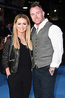 "Orla and James Jordan<br /> at the ""Eddie the Eagle"" European premiere, Odeon Leicester Square London<br /> <br /> <br /> ©Ash Knotek  D3099 17/03/2016"