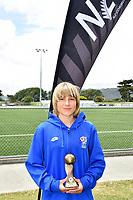 Football - National Age Group Tournament at Petone Memorial Park, Lower Hutt, New Zealand on Sunday 15 December 2019. <br /> Photo by Masanori Udagawa. <br /> www.photowellington.photoshelter.com