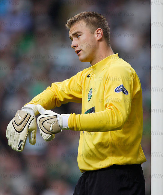 Artur Boruc, Celtic.stock season 2005-2006.pic willie vass