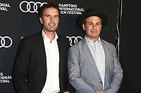 Emmett Malloy und Brendan Malloy beim Screening von 'The Tribes of Palos Verdes' auf dem 25. Hamptons International Film Festival. East Hampton, 06.10.2017