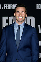 """LOS ANGELES - NOV 4:  Ian Harding at the """"Ford v Ferrari"""" Premiere at TCL Chinese Theater IMAX on November 4, 2019 in Los Angeles, CA"""