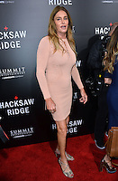LOS ANGELES, CA. October 24, 2016: Caitlyn Jenner at the Los Angeles premiere of &quot;Hacksaw Ridge&quot; at The Academy's Samuel Goldwyn Theatre, Beverly Hills.<br /> Picture: Paul Smith/Featureflash/SilverHub 0208 004 5359/ 07711 972644 Editors@silverhubmedia.com