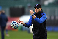 Bath Rugby first team coach Girvan Dempsey. Gallagher Premiership match, between Bath Rugby and Sale Sharks on December 2, 2018 at the Recreation Ground in Bath, England. Photo by: Patrick Khachfe / Onside Images