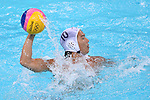 Kenya Yasuda (JPN), <br /> AUGUST 8, 2016- Water Polo : <br /> Men's Preliminary Round group A<br /> match between Japan - Brazil <br /> at Maria Lenk Aquatic Centre <br /> during the Rio 2016 Olympic Games in Rio de Janeiro, Brazil. <br /> (Photo by Yohei Osada/AFLO SPORT)