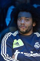 Marcelo in bench