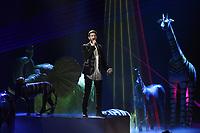 Milano 02/11/2017 - trasmissione Tv  X-Factor foto Daniele Buffa/Image/Insidefoto <br /> nella foto: Lorenzo Licitra