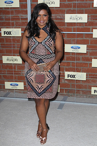 Mindy Kaling. in attendance at the 2012 FOX  Fall Eco-Casino Party held at The Bookbindery in Culver City, CA. September 10, 2012. Sherman/Starlite / Mediapunchinc