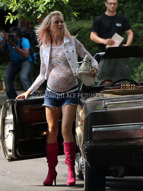WWW.ACEPIXS.COM<br /> <br /> July 10 2013, New York City<br /> <br /> Actress Naomi Watts on the set of the new movie 'St. Vincent De Van Nuys' on July 10 2013 in New York City<br /> <br /> By Line: Zelig Shaul/ACE Pictures<br /> <br /> <br /> ACE Pictures, Inc.<br /> tel: 646 769 0430<br /> Email: info@acepixs.com<br /> www.acepixs.com