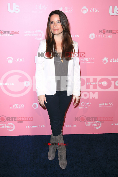 Holly Marie Combs at Us Weekly's Hot Hollywood Style Event at Greystone Manor Supperclub on April 18, 2012 in West Hollywood, California. © mpi28/MediaPunch Inc.