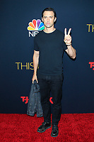 LOS ANGELES - SEP 25: Milo Ventimiglia at the Premiere of NBC's 'This Is Us' Season 3 at Paramount Studios on September 25, 2018 in Los Angeles, California