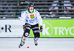 Uppsala 2014-01-12 Bandy  IK Sirius - GAIS Bandy :  <br /> GAIS Jacob Bucht <br /> (Foto: Kenta J&ouml;nsson) Nyckelord:  portr&auml;tt portrait