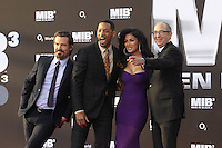 Josh Brolin, Will Smith, Nicole Scherzinger and Barry Sonnenfeld attending MEN IN BLACK 3 premiere at O2 World. Berlin, Germany, 14.05.2012...Credit: Semmer/face to face.. /MediaPunch Inc. ***FOR USA ONLY***
