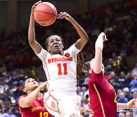 03-18-17 Iowa State vs Syracuse (WBB) (NCAA 1st Round)