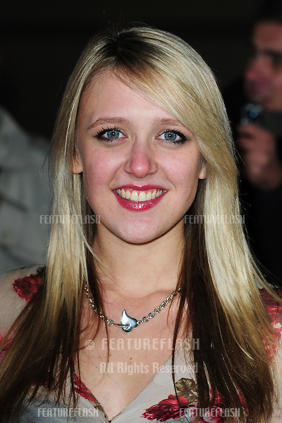 Emily Head arriving at the Grosvenor House Hotel for the 2010 Variety Club Awards. 14/11/2010  Picture by: Simon Burchell / Featureflash...