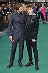 """David Tennant and Ty Tennant at the """"Tolkien"""" UK film premiere, Curzon Mayfair, Curzon Street, London, England, UK, on Monday 29th April 2019. <br /> CAP/CAN<br /> ©CAN/Capital Pictures /MediaPunch ***NORTH AND SOUTH AMERICAS ONLY***"""