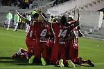 Patriotas recibió venció 1-0 a Uniautónoma, en el estadio La Independencia de Tunja este sábado por la tarde – noche, en partido de la fecha 15 del Torneo Apertura Colombiano.