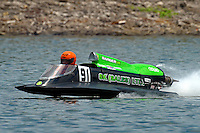 91   (Outboard Hydroplane)