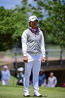 Haru Nomura (JPN) looks over her tee shot on 2 during round 4 of  the Volunteers of America Texas Shootout Presented by JTBC, at the Las Colinas Country Club in Irving, Texas, USA. 4/30/2017.<br /> Picture: Golffile | Ken Murray<br /> <br /> <br /> All photo usage must carry mandatory copyright credit (&copy; Golffile | Ken Murray)