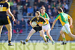 South Kerry v Dr. Crokes in the Semi Finals of the County Senior football Championship at Fitzgerald stadium on Sunday.