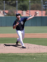 Ryan Weathers - 2019 AIL Padres (Bill Mitchell)
