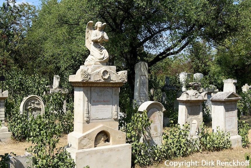 Friedhof St.Marx in Wien, &Ouml;sterreich<br /> Cemetery St. Marx, Vienna, Austria