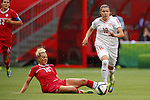 Ramona Bachmann (SUI), JUNE 21, 2015 - Football / Soccer : <br /> FIFA Women's World Cup Canada 2015 Round of 16 match between Canada 1-0 Switzerland at BC Place Stadium, <br /> Vancouver, Canada. (Photo by Yusuke Nakansihi/AFLO SPORT)