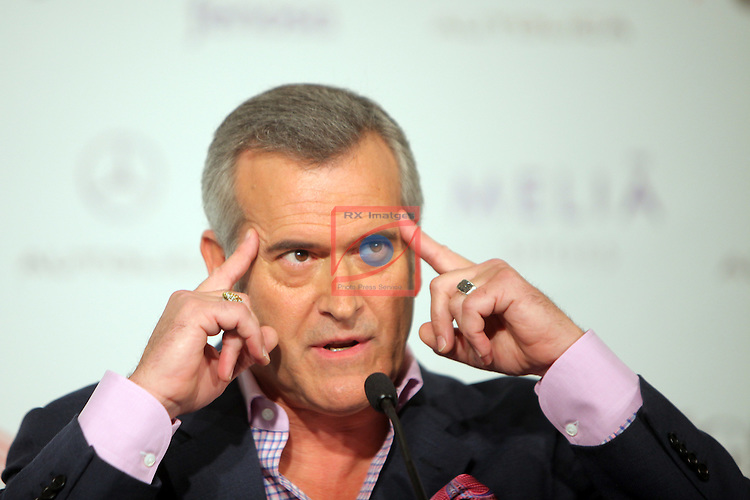 49 Festival Internacional de Cinema Fantastic de Catalunya-Sitges 2016.<br /> Press Conference Bruce Campbell.