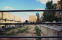 Zen district in Palermo.<br /> Quartiere Zen a Palermo