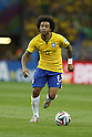 Marcelo (BRA), JULY 8, 2014 - Football / Soccer : FIFA World Cup Brazil 2014 Semi Final match between Brazil and Germany at the Estadio Mineirao in Belo Horizonte, Brazil. (Photo by AFLO) [3604]