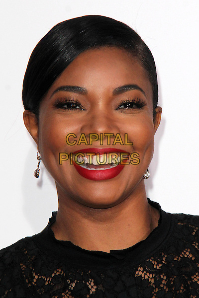 HOLLYWOOD, CA - June 10: Gabrielle Union at the &quot;Think Like A Man Too&quot; World Premiere, TCL Chinese Theater, Hollywood,  June 10, 2014.  <br /> CAP/MPI/JO<br /> &copy;Janice Ogata/MediaPunch/Capital Pictures