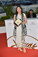 Samal Yeslyamova at the photocall for &quot;Award Winners&quot; at the 71st Festival de Cannes, Cannes, France 19 May 2018<br /> Picture: Paul Smith/Featureflash/SilverHub 0208 004 5359 sales@silverhubmedia.com