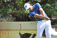 Christiaan Bezuidenhout (RSA) in action during the first round of the Magical Kenya Open presented by ABSA played at Karen Country Club, Nairobi, Kenya. 14/03/2019<br /> Picture: Golffile | Phil Inglis<br /> <br /> <br /> All photo usage must carry mandatory copyright credit (&copy; Golffile | Phil Inglis)
