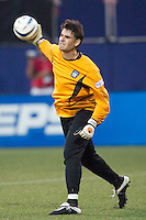 Earthquakes' goal keeper Pat Onstad made six saves.The San Jose Earthquakes and the the NY/NJ MetroStars played to a 4-4 tie on 7/02/03 at Giant's Stadium, NJ..
