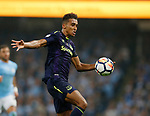 Dominic Calvert Lewin of Everton during the Premier League match at the Eithad Stadium, Manchester. Picture date 21st August 2017. Picture credit should read: Simon Bellis/Sportimage