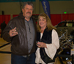 Clint and Michelle Capurro during the 38th Annual Jack T. Reviglio Cioppino Feed and Auction at the Boys & Girls Club in Sparks on Saturday, February 24, 2018.