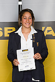 All Rounder category winner, Aleesha Girls Grammar School. ASB College Sport Young Sportperson of the Year Awards 2008 held at Eden Park, Auckland, on Thursday November 13th, 2008.