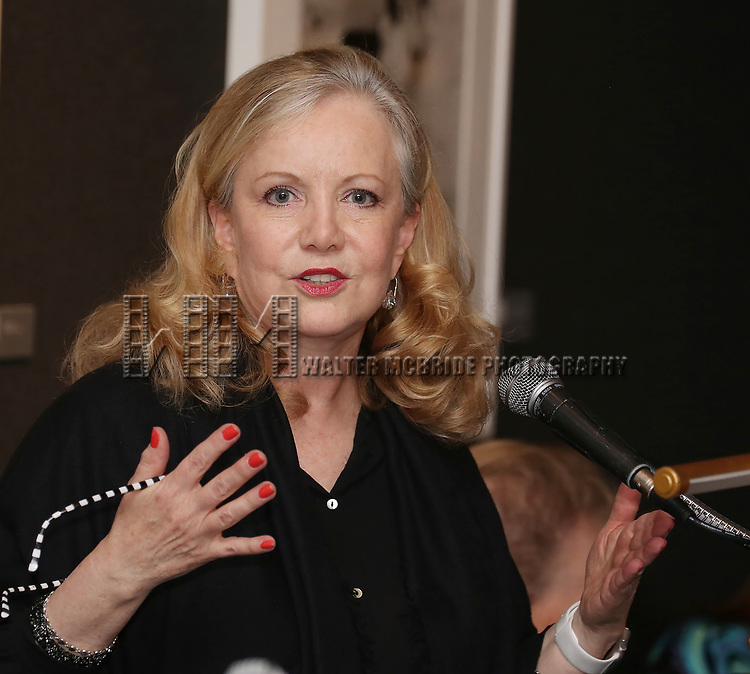 Susan Stroman attends the Vineyard Theatre's Annual Emerging Artists Luncheon at The National Arts Club on June 6, 2017 in New York City.