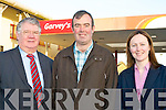 Tomas Garvey Garvey's, John O'Sullivan Sliabh Luachra Strawberries and Margaret Ryan Garvey's