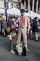 London, UK. 30.09.2018. 10th Japanese Matsuri Festival, Trafalgar Square, London. Photograph © Jane Hobson.