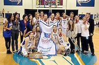 2015.03.07 UBC Women's Basketball vs Saskatchewan - Canada West Final