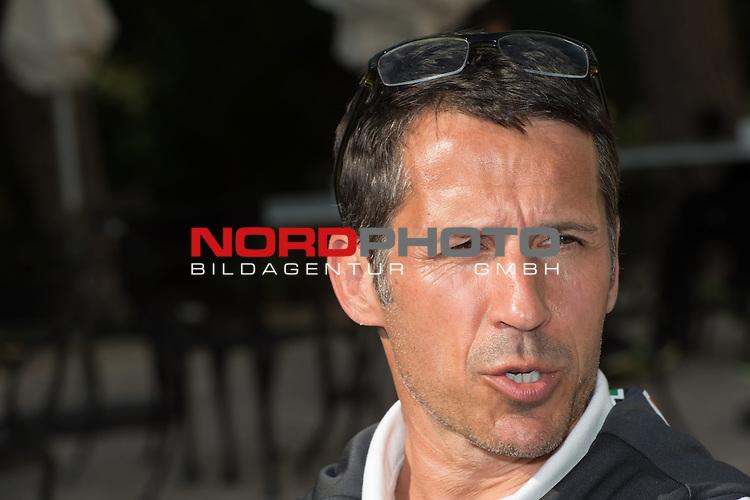 Trainingsgel&auml;nde, Jerez, ESP, 1.FBL, Trainingslager Werder Bremen 2014,  Thomas Eichin, <br /> <br /> Thomas Eichin (Geschaeftsfuehrer Sport Werder Bremen)<br /> <br /> Portrait<br /> Gestik, Mimik,<br /> Halbk&ouml;rper / Halbkoerper, Einzelaktion, <br /> Foto &copy; nordphoto/ Kokenge